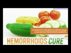 tratament dupa operatia de hemoroizi