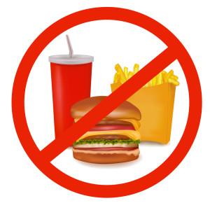 Alimente interzise in cazul firusilor anale